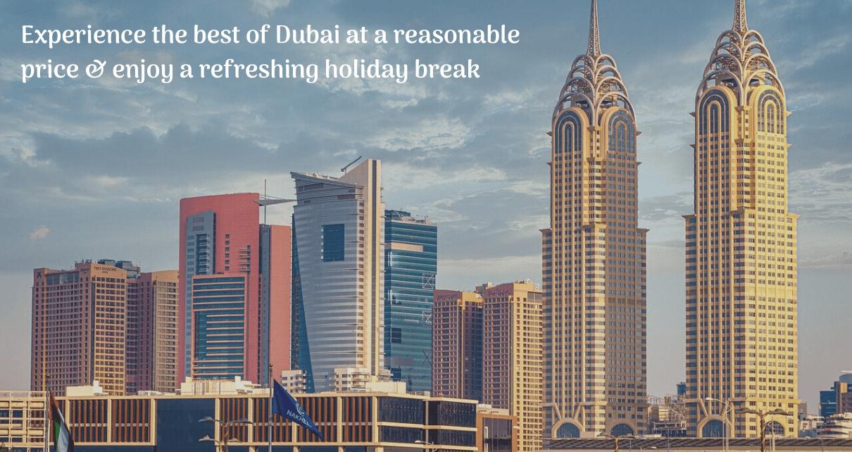 Best of Dubai Tour in 2 says in Dubai