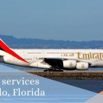 Emirates services to Orlando