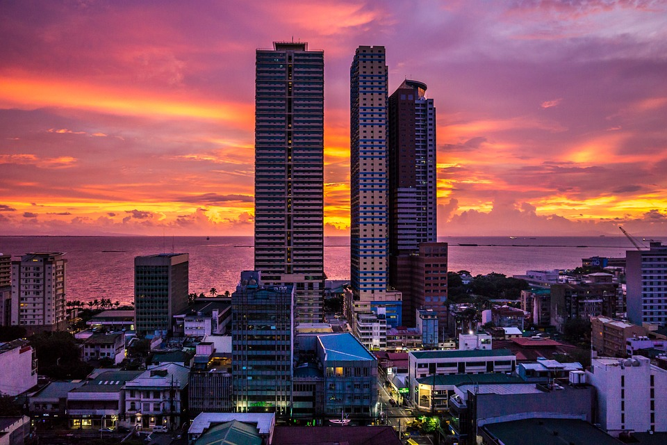 Cheap Business Class Flights to Manila