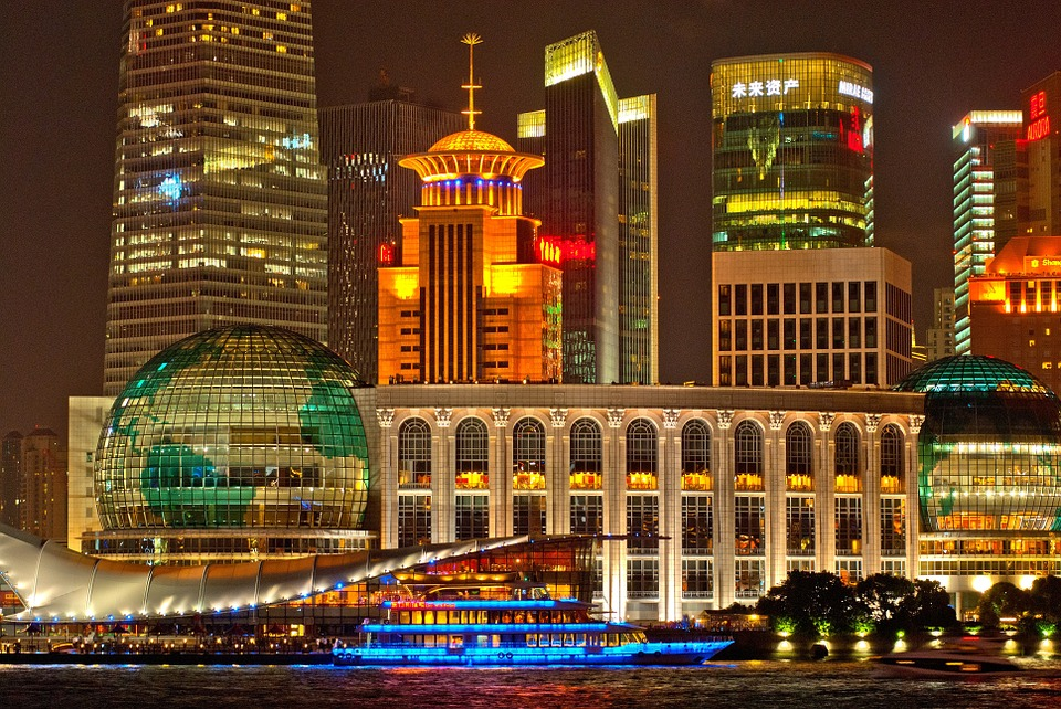 Cheap Business Class Flights to Shanghai