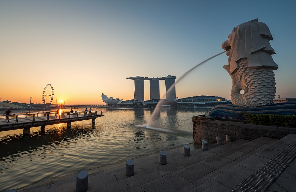 Cheap Business Class Flights to Singapore