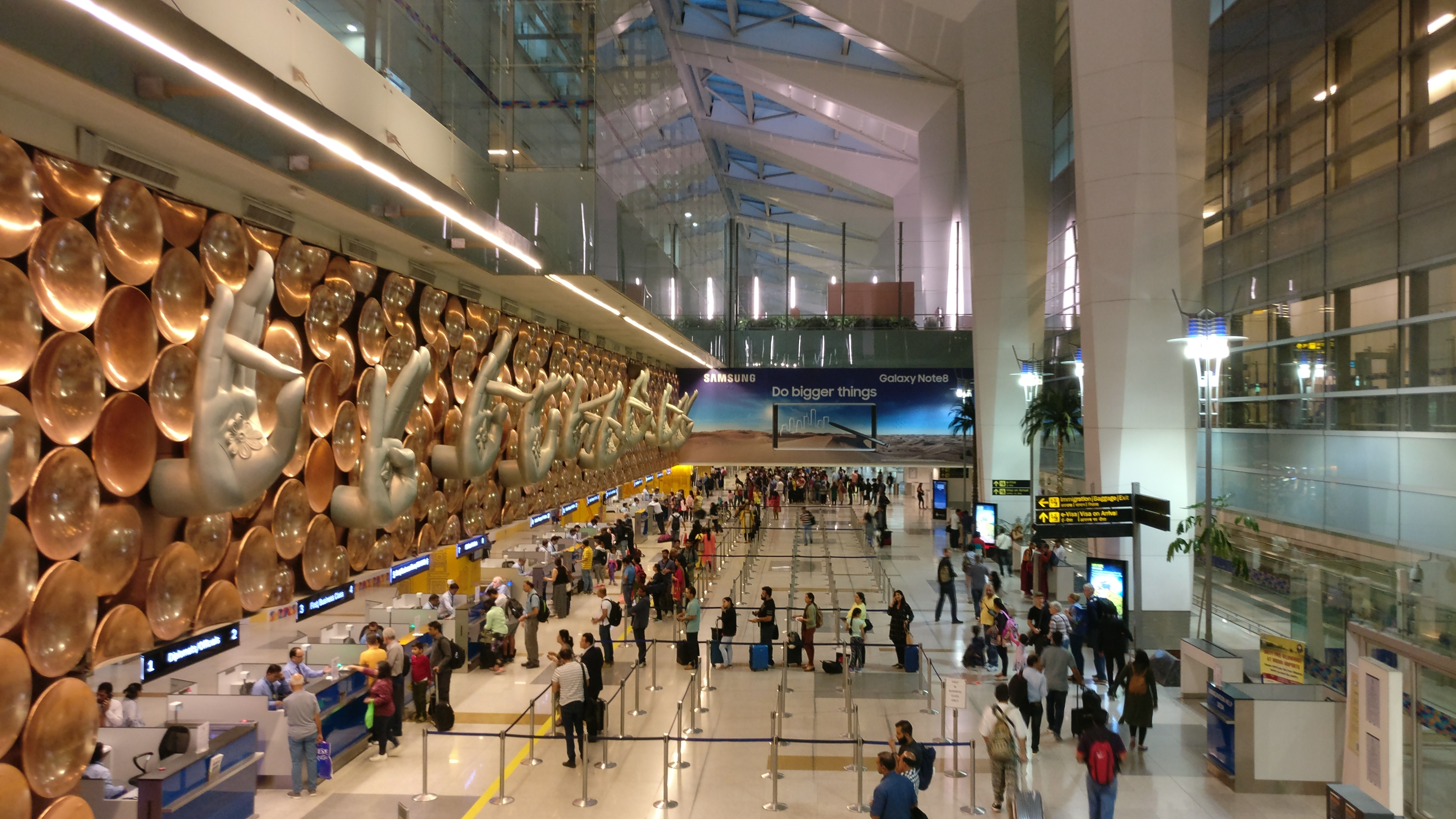 Cheap Flights To New Delhi Airport (DEL)