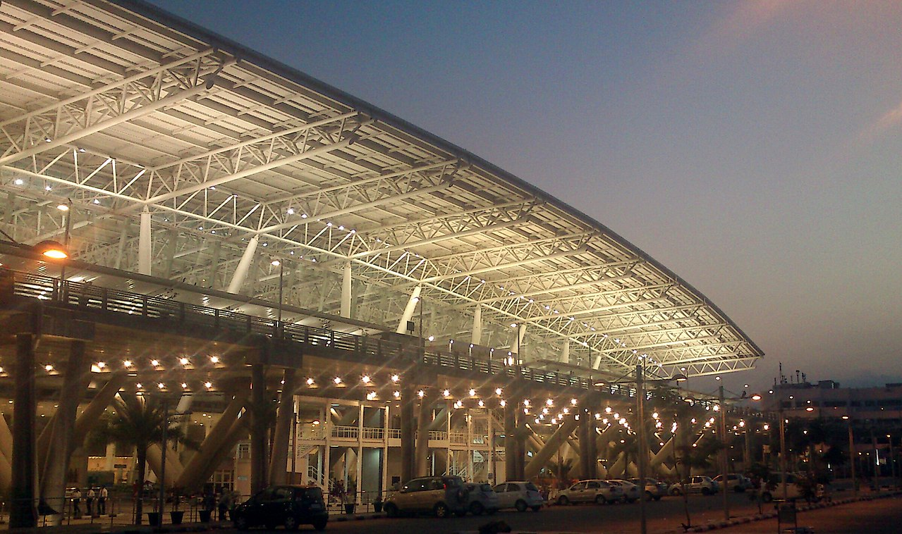 Cheap Flights To Chennai Airport (MAA)
