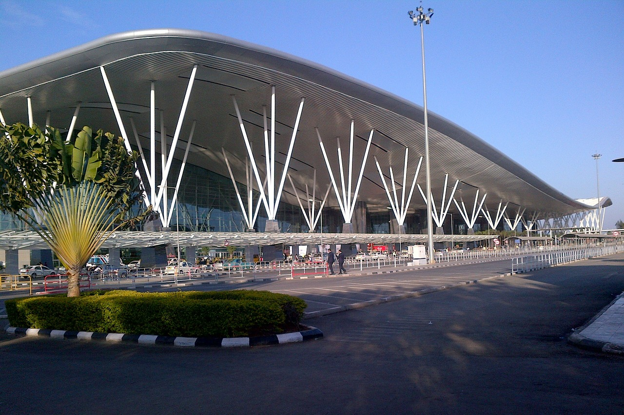 Cheap Flights To Bangalore  Airport (BLR)