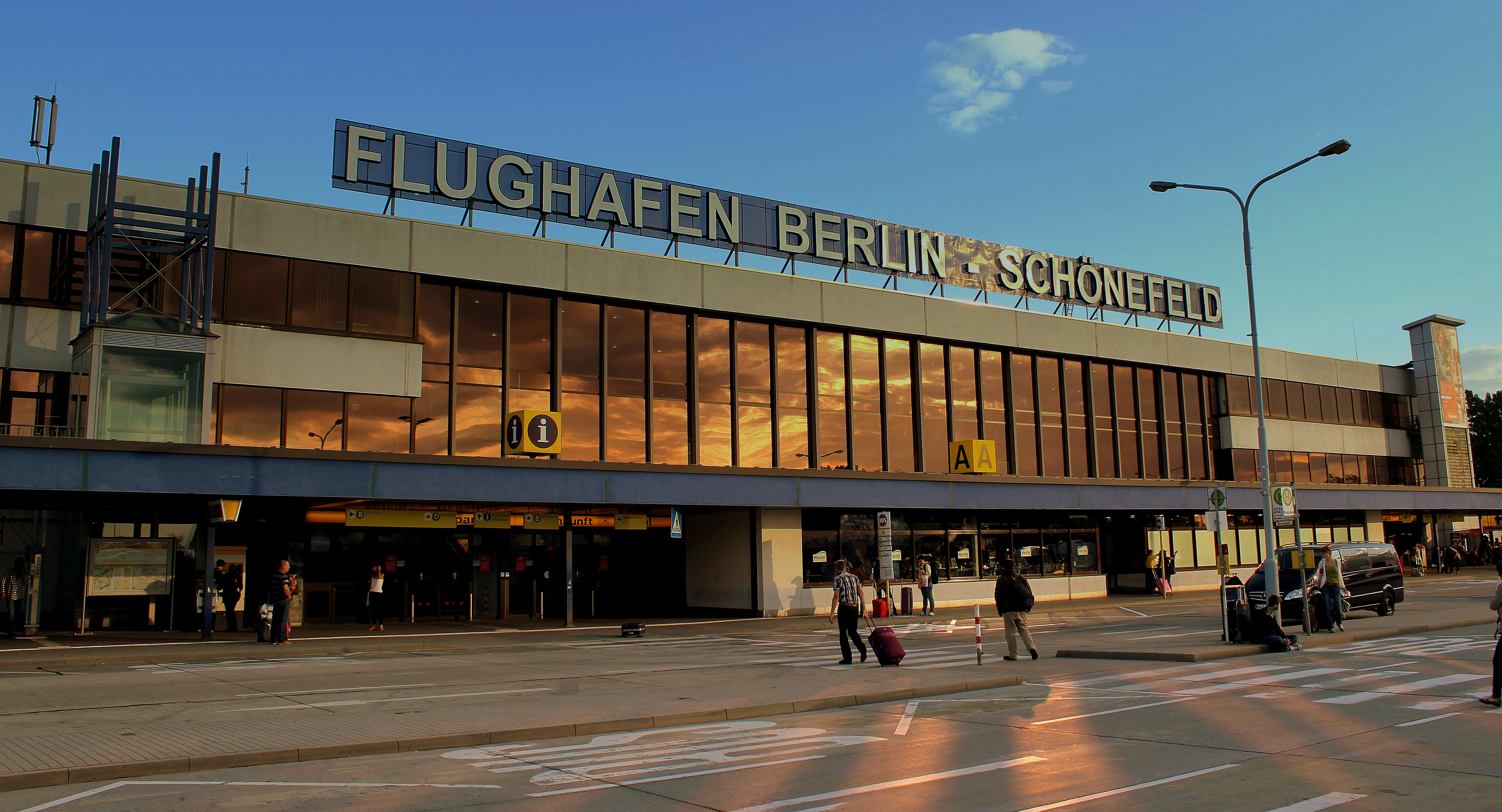 Cheap Flights To Berlin Airport (BER)
