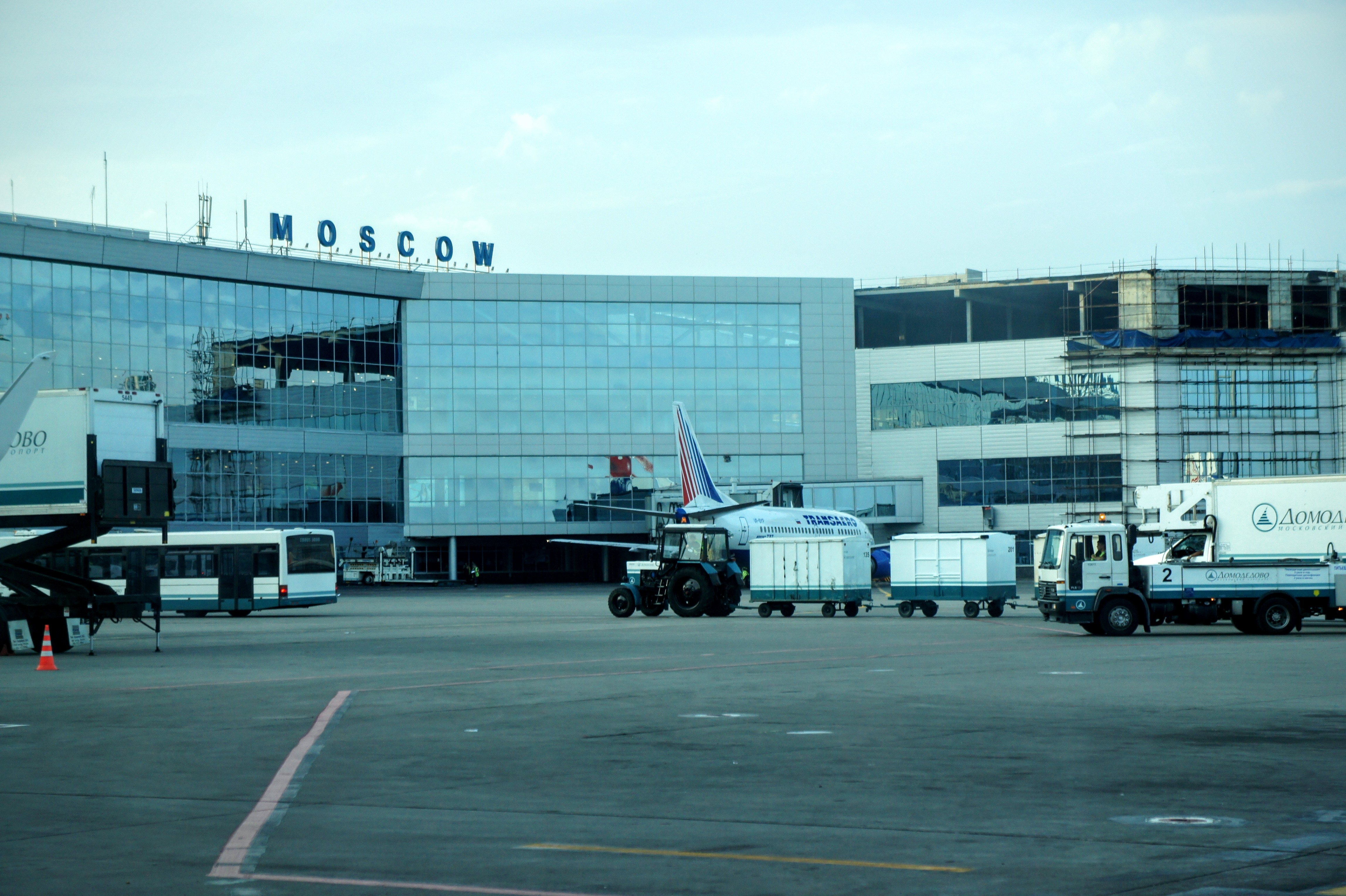 Cheap Flights To Moscow Airport (DME)
