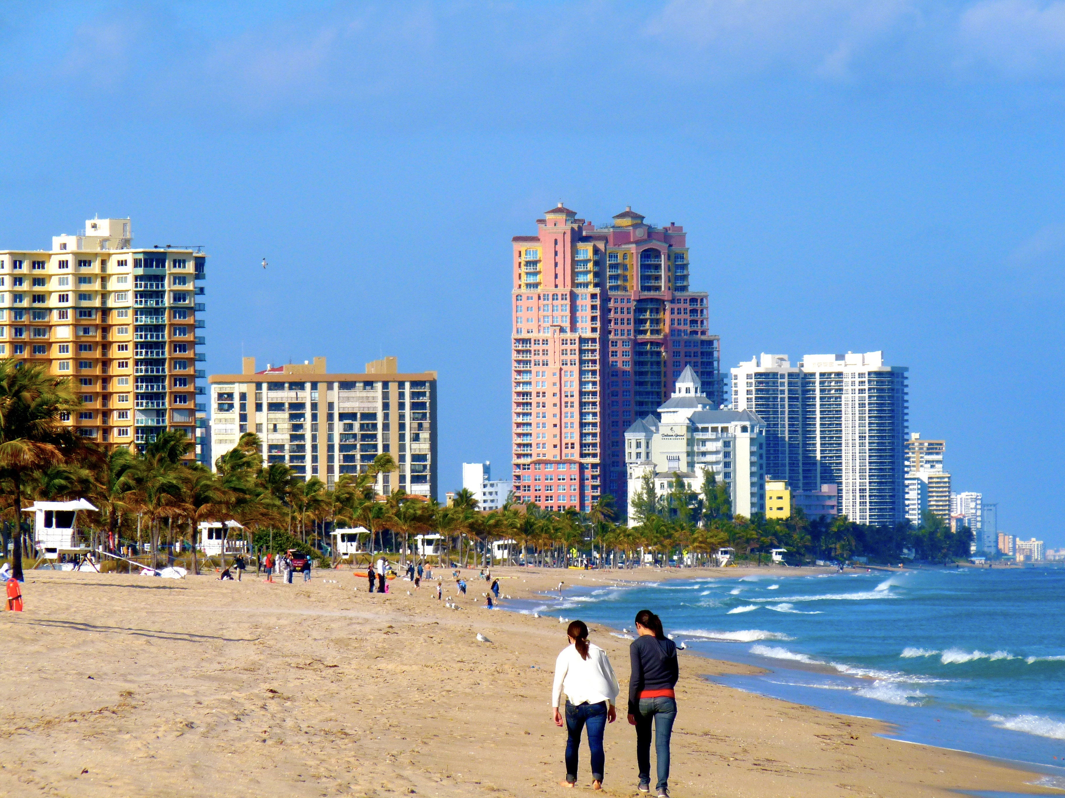 Cheap Business Class Tickets From Fort Lauderdale