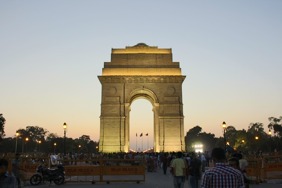 Cheap flights from Washington (IAD) to New Delhi (DEL)