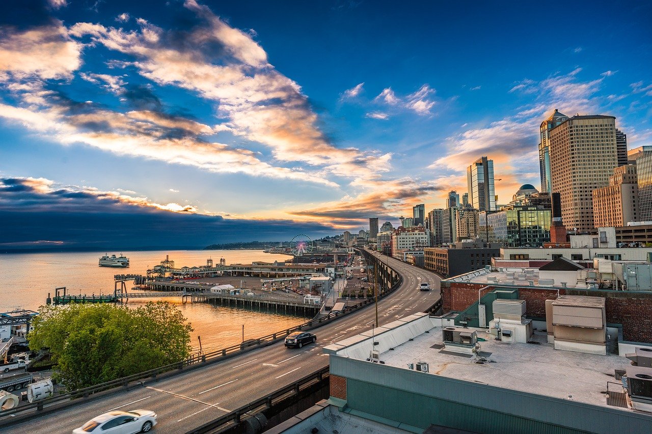 Cheap flights from Boston to Seattle
