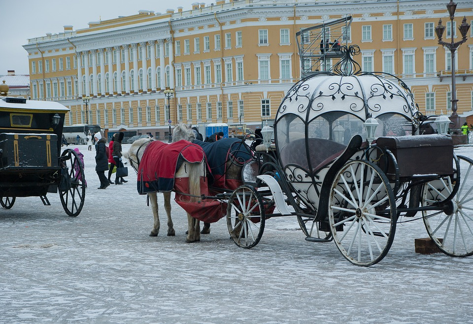 Cheap Business class Flights to Saint Petersburg(LED)
