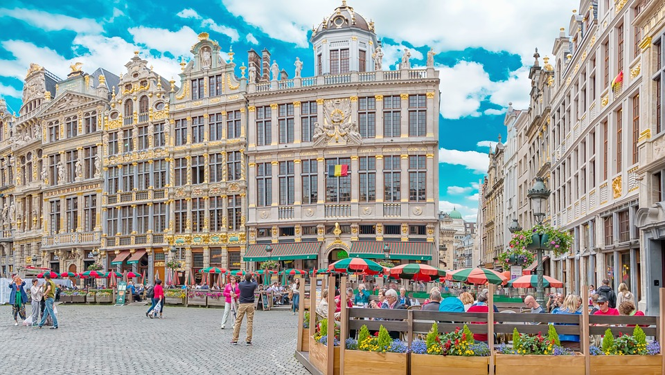 Cheap Business class Flights to Brussels BRU