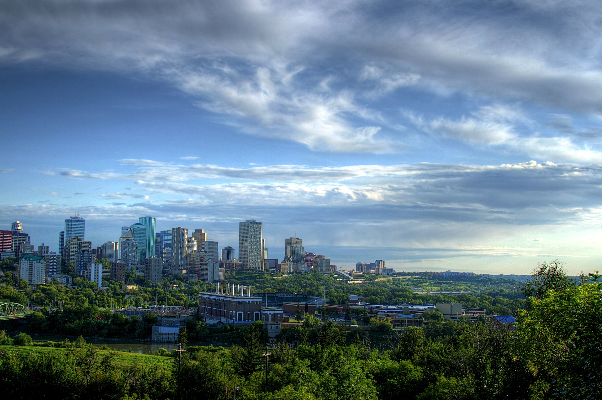 Cheap Business Class Tickets To Edmonton