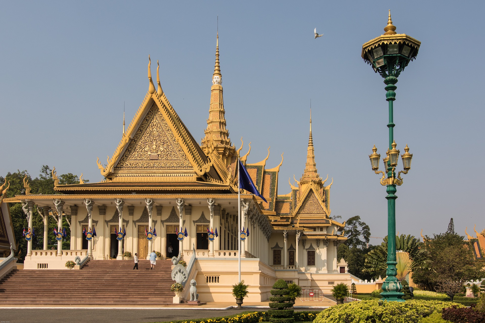 Cheap Business Class Tickets To Phnom Penh