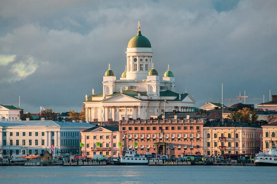 Cheap Business class Flights to Helsinki HEL